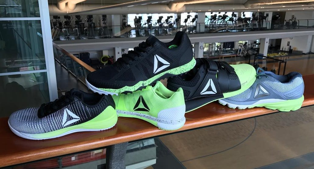 reebok nano 7 weave. check out what shoes the crossfit games athletes will be wearing in madison reebok nano 7 weave