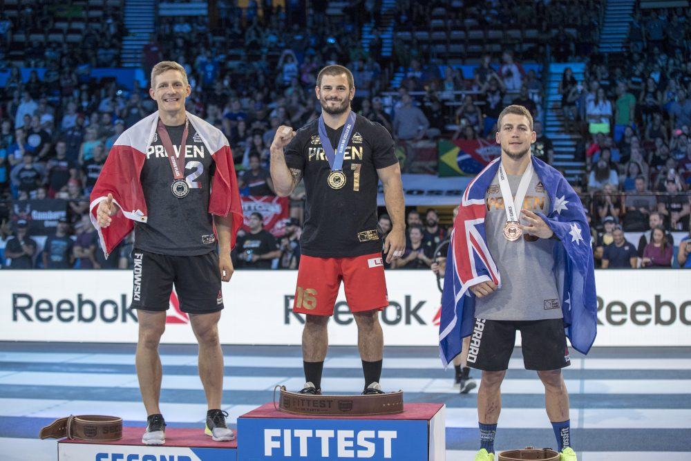 2018 Crossfit Games Champions Will Win 300 000 The Barbell Spin