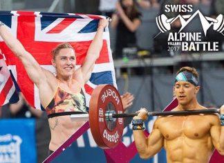 Sam Briggs and Adrian Mundwiler create European Super Team to compete at 2017 Swiss Alpine Battle. @swissalpinebattle/Instagram