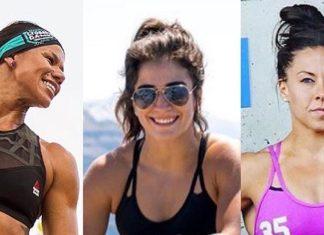 Chyna Cho, Lauren Fisher and Emily Bridgers will team up for 2018 Wodapalooza. @emilybridgers/Instagram