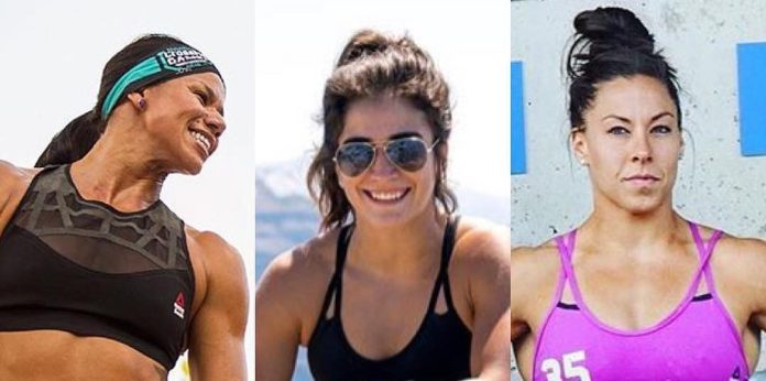 Chyna Cho, Lauren Fisher and Emily Bridgers will team up for 2018 Wodapalooza. @emilybridgers/Instagram