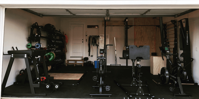 Mat frasers garage gym is legit the barbell spin