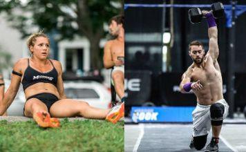 Travis Williams, Alexis Johnson and Jordan Cook considering going team for the 2018 CrossFit Games season. @travismfwilliams/Instagram