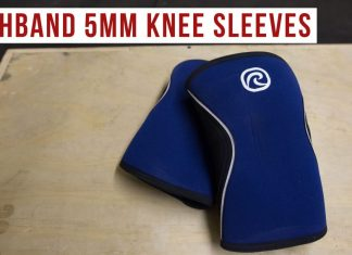Rehband 5mm Knee Sleeve Product Review