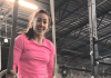 Camille Leblanc-Bazinet gets first muscle-up following shoulder surgery. @camillelbaz/Instagram