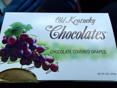 Chocolategrapes