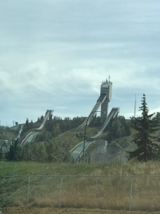 Calgary Olympic games