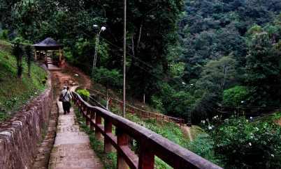 Unakoti bridges