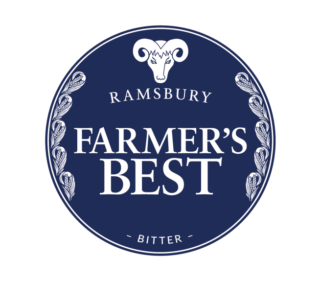 Ramsbury Farmers Best label
