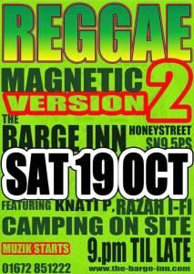 Reggae Night poster