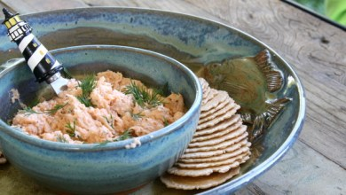 Wild Salmon Spread