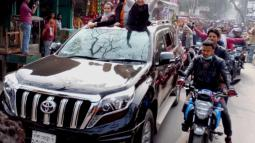 মুলাদী পৌরসভা নির্বাচনে টানা তৃতীয়বারের মত আওয়ামীলীগের মনোনয়ন পেলেন মেয়র শফিক উজ্জামান রুবেল