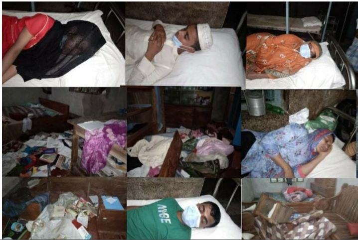 দৌলতখানে নারীসহ ৫ জনকে পিটিয়ে আহত
