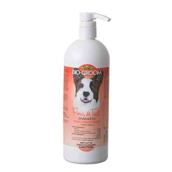 Flea and Tick Shampoo for Dogs