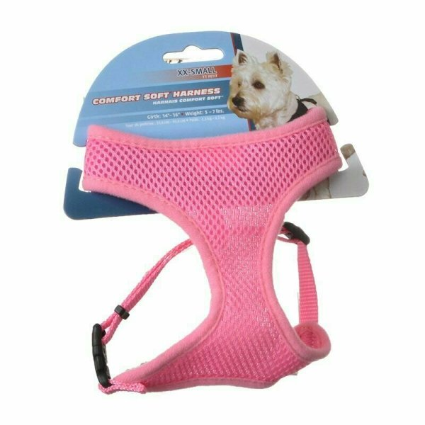 Dog Harness for Toy Breeds