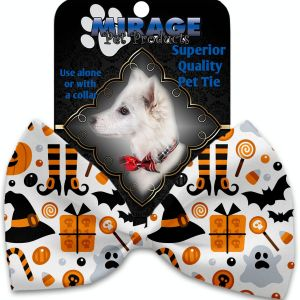 Halloween Bow Tie For Dogs
