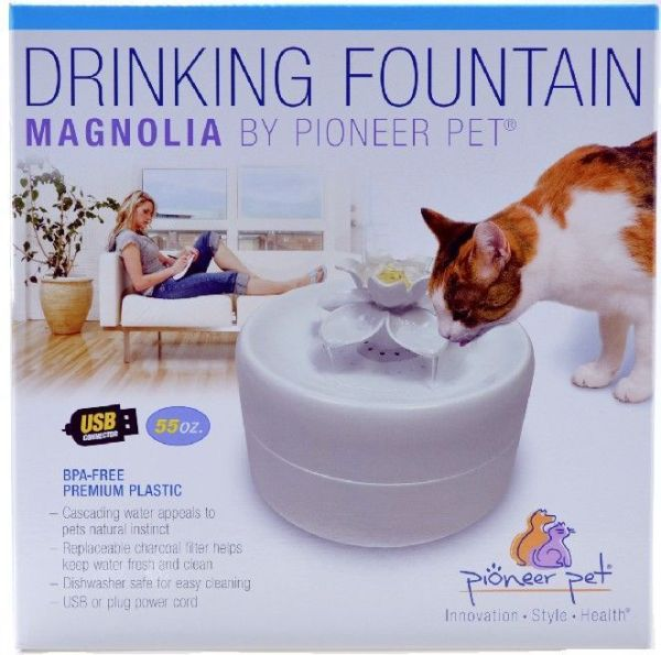 Water Fountains for Pets
