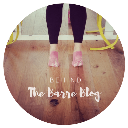 Image for the link to Behind The Barre Blog