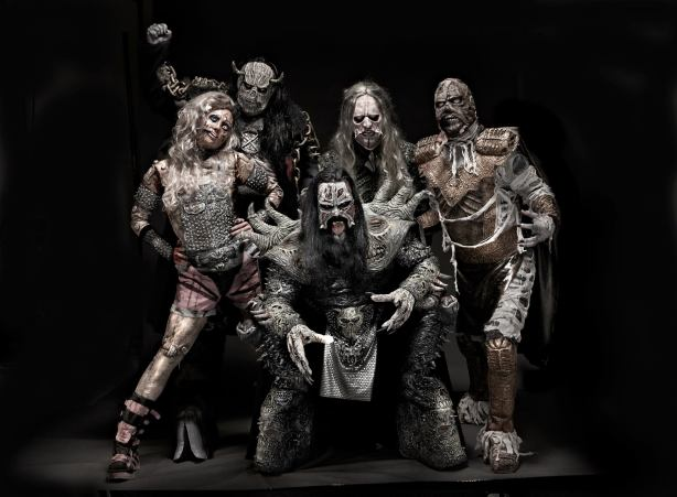 Lordi on the European Metal Show