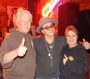 Niick & Bootsy with Peter Karp of Peter Karp & the Roadshow Band