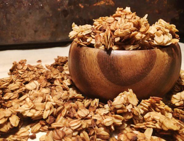 honey crunch granola