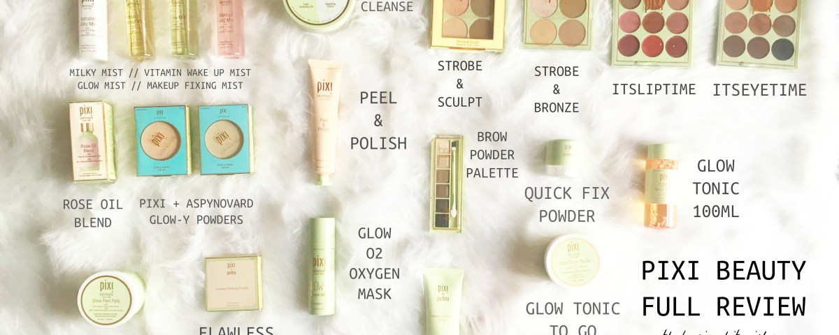 pixi beauty full review
