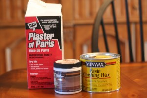 ingredients used to make chalk paint