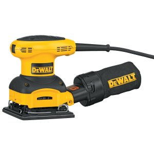 DEWALT DW317SA Corded Sheet Sander Combo Kit
