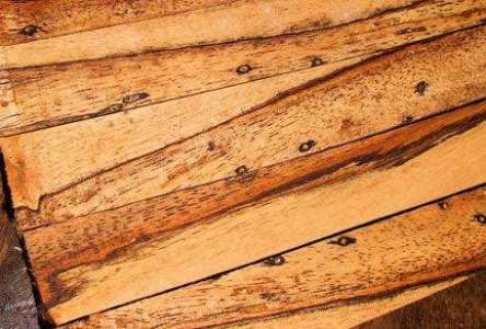 What is mango wood