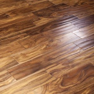 Acacia wood flooring pros and cons the basic woodworking for Prefinished hardwood flooring pros and cons