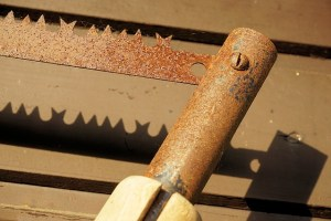 remove rust from tools