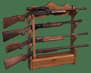 top 10 gun rack plans the basic