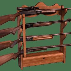 Top 10 Gun Rack Plans