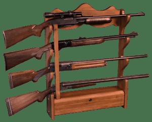 Gun rack plans