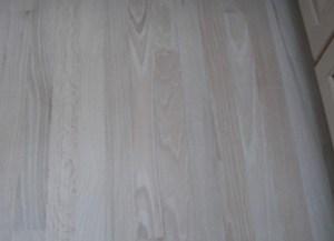 bleach wood floors