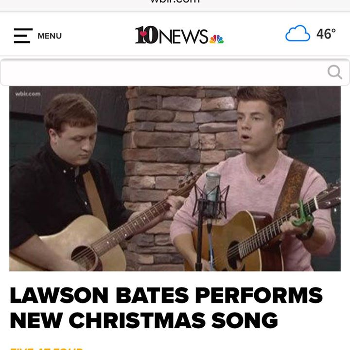 Lawson will be performing at Black Oak Heights Baptist Church on Dec 9 at…