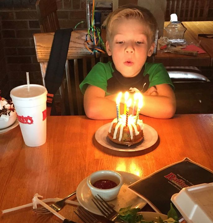 Happy Birthday, Judson! You have grown into the absolute sweetest little gentleman. Sometimes it…