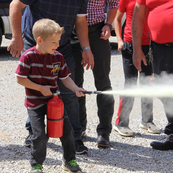 Judson is learning to put out fires on tonight's Bringing Up Bates at 9pm…