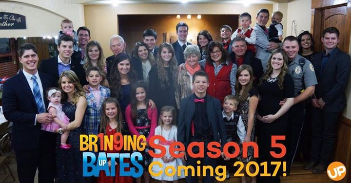 JUST ANNOUNCED: Bringing Up Bates will be returning for a 5th season!