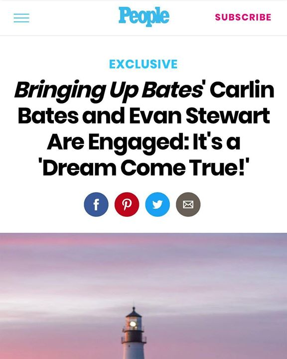 Read about Carlin's proposal on and stay tuned for lots more pics to be…