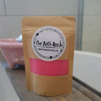 Pink Fizz Bath Salts