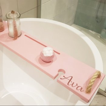 Personalised Bath Racks
