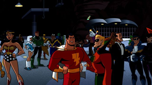 Image result for batman the brave and the bold justice league
