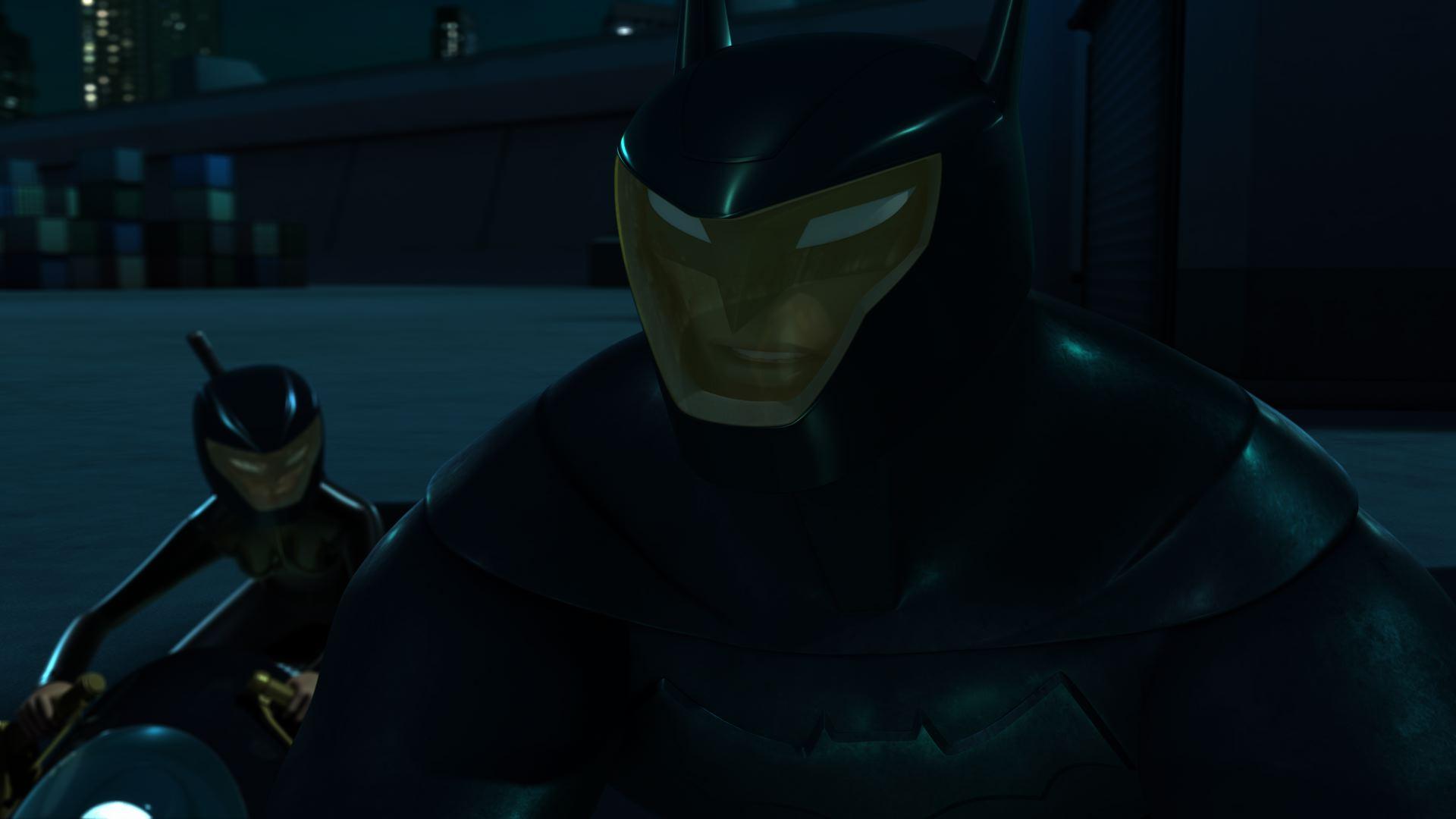 The Batman Universe Beware The Batman Instinct Episode