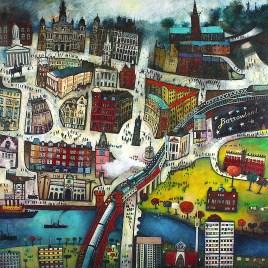 I belong to Glasgow by Rob Hain
