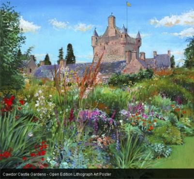 Cawdor_Castle_Gardens_by_Bob_Lees