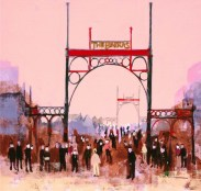 The Barras by Colin Ruffell