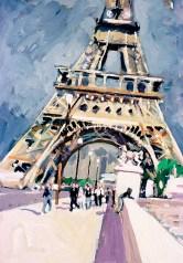 Where else but Paris - Mairi Aitken