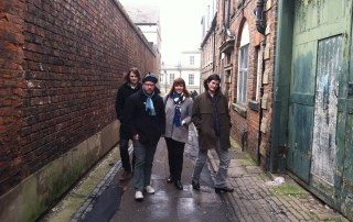 The Mantles - UK Tour 2011