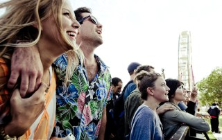 Treasure Island Music Festival 2011, by Charlie Homo